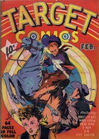 Large Thumbnail For Target Comics v1 1 [1]