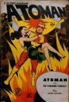 Cover For Atoman Comics 2