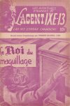 Cover For L'Agent IXE 13 v2 106 Le roi du maquillage