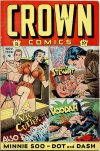 Cover For Crown Comics 15
