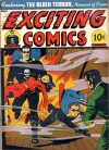 Cover For Exciting Comics 14 (paper/10fiche)