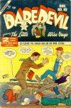 Cover For Daredevil Comics 92