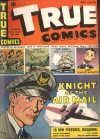 Cover For True Comics 14