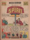 Cover For The Spirit (1941 8 31) Philadelphia Record