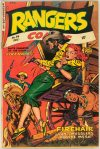 Cover For Rangers Comics 56