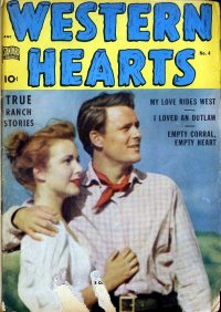 Large Thumbnail For Western Hearts #4