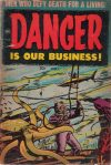 Cover For Danger Is Our Business 1