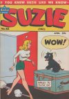 Cover For Suzie Comics 62