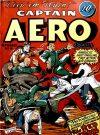 Cover For Captain Aero Comics 8
