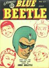 Cover For Blue Beetle 23