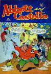Cover For Abbott and Costello Comics 18