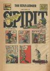 Cover For The Spirit (1948 10 3) Star Ledger