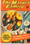 Cover For The Marvel Family 36