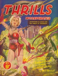 Large Thumbnail For Thrills Incorporated 02 - Jet-Wheel Jockey - Wolfe Herscholt