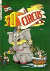 Cover For 3 D Circus