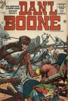 Cover For Frontier Scout, Dan'l Boone 12
