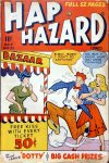 Cover For Hap Hazard Comics 22