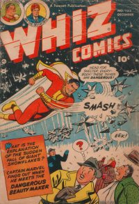 Large Thumbnail For Whiz Comics #152