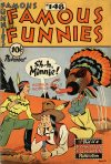 Cover For Famous Funnies 148