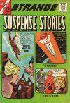 Cover For Strange Suspense Stories 65