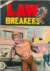 Cover For Lawbreakers 9