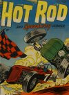 Cover For Hot Rod and Speedway Comics 1