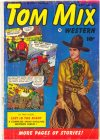 Cover For Tom Mix Western 61