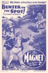 Cover For The Magnet 1649 Bunter on the Spot!
