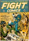 Cover For Fight Comics 20