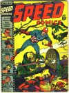 Cover For Speed Comics 18