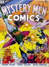 Cover For Mystery Men Comics 2 (paper/2fiche)