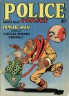 Cover For Police Comics 81