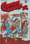 Cover For Captain Marvel Jr. 58
