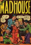 Cover For Madhouse 3