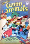 Cover For Fawcett's Funny Animals 56