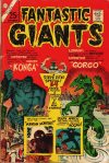 Cover For Fantastic Giants 24