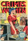 Cover For Crimes By Women 9