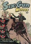 Cover For Six Gun Heroes 28