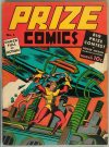Cover For Prize Comics 1