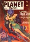 Cover For Planet Stories v4 12 Captives of the Thieve Star James H. Schmitz