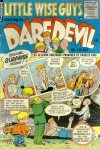 Cover For Daredevil Comics 126