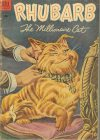 Cover For 0563 Rhubarb, The Millionaire Cat
