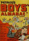Cover For Penrod's Boys' Almanac Illustrated nn