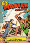 Cover For Master Comics 90 (paper/12fiche)