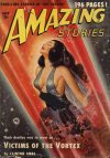 Cover For Amazing Stories v24 7 Victims of the Vortex Clinton Ames