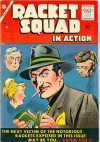 Cover For Racket Squad in Action 17