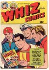 Cover For Whiz Comics 139