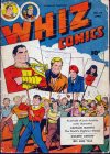 Cover For Whiz Comics 84