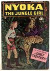 Cover For Nyoka the Jungle Girl 32