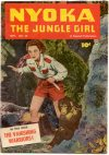 Cover For Nyoka the Jungle Girl 59